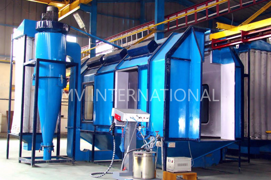 Painting & Powder Coating Plants